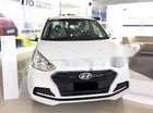 Bán Hyundai Grand i10 2018, màu trắng, 350tr
