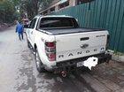 Bán xe Ford Ranger 3.2 Wildtrak - đăng ký 2015, xe màu trắng, đi được 18 vạn