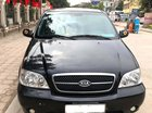 Chính chủ bán xe Kia Carnival 2.4 AT năm sản xuất 2009, màu đen