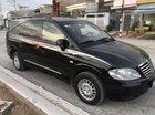 Cần bán lại xe Ssangyong Stavic MT đời 2008, màu đen, xe đẹp