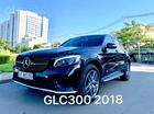 Merc GLC300 4matic đk 2018 hàng full cao cấp nhất đủ đồ chơi nâng hạ gầm
