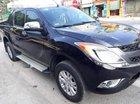 Bán Mazda BT 50 3.2AT 4x4 2016, màu đen, nhập khẩu Thái