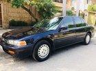 Cần bán xe Honda Accord đời 1992, màu đen, 140tr