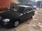 Cần bán Daewoo Lanos đời 2001, màu đen xe gia đình