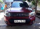 Cần bán gấp Ford Everest sản xuất năm 2013, màu đỏ