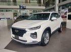 Bán xe Hyundai Santa Fe năm sản xuất 2019, màu trắng