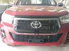 Bán ô tô Toyota Hilux 2.4 AT sản xuất năm 2019, màu đỏ