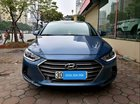 Bán Hyundai Elantra năm sản xuất 2016, màu xanh