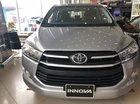 Toyota Hùng Vương bán xe Innova E sản xuất 2019, màu bạc, giá 746 triệu