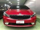 Bán Kia Cerato 1.6AT năm 2017, màu đỏ, giá tốt