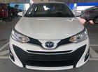 Toyota Hùng Vương có xe Vios E số tự động, đời 2019, giao ngay, đủ màu