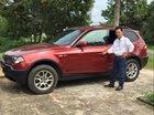 Tôi cần bán một chiếc xe BMW X3 tự động, máy 2.5i rất ít hao xăng, đường trường tầm 9L/100km