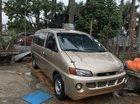 Cần bán Hyundai Starex, xe đẹp chính chủ, máy dầu tiết kiệm 100km/6,5lít
