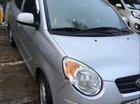 Cần bán lại xe Kia Morning Van sản xuất năm 2009, màu bạc, Đk 2013