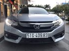 Bán ô tô Honda Civic 1.5L năm sản xuất 2017, màu bạc, xe nhập