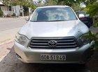Cần bán gấp Toyota Highlander Limited 3.5 đời 2007, màu bạc, xe nhập xe gia đình, giá chỉ 680 triệu