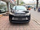 MT Auto bán xe Toyota Highlander LE năm 2017, màu đen, nhập khẩu Mỹ, LH em Hương: 0945392468