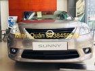 Bán Nissan Sunny tháng 1 giảm 18tr tặng phụ kiện. Liên hệ Ms Linh 0903109750