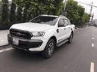 Bán Ford Ranger năm sản xuất 2015, màu trắng, xe nhập