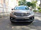 Chính chủ bán lại xe Honda CR V 2.4 2016, màu xám