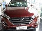 Bán xe Hyundai Tucson 2.0L sản xuất năm 2018, màu đỏ