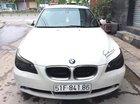 Bán BMW 5 Series 530i  AT đời 2005, màu trắng, nhập khẩu nguyên chiếc chính chủ