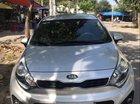 Gia đình tôi cần bán xe Kia Rio AT sản xuất năm 2012, màu bạc, nhập khẩu