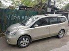 Cần bán xe Nissan Grand livina 1.8AT 2010, màu vàng xe gia đình giá cạnh tranh