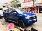 Cần bán gấp Ford Ranger XLS năm sản xuất 2013, màu xanh lam, xe nhập chính chủ, giá chỉ 450 triệu