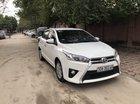 Cần bán gấp Toyota Yaris AT năm sản xuất 2014, màu trắng, nhập khẩu như mới, 546 triệu