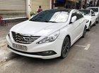 Cần bán lại xe Hyundai Sonata đời 2011, màu trắng, nhập khẩu nguyên chiếc