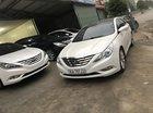 Bán Hyundai Sonata model 2011, màu trắng, nhập khẩu, giá tốt