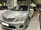 Cần bán Toyota Corolla Altis 1.8G đời 2011, màu bạc biển HN, xe đẹp xuất sắc - liên hệ 0942920132