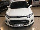Bán xe Ford EcoSport 1.5L AT Titanium 2016, màu trắng, odo 27.000km
