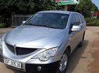 Bán ô tô Ssangyong Actyon Sport 2.0L đời 2007, màu bạc, xe nhập