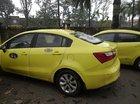 Bán xe Kia Rio sản xuất 2015, màu vàng, nhập khẩu