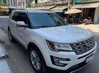 Cần bán Ford Explorer Limited 2.3L EcoBoost sản xuất 2017, màu trắng, nhập khẩu