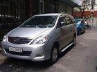 Cần bán lại xe Toyota Innova 2.0V năm sản xuất 2009, màu bạc