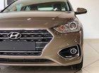 Bán ô tô Hyundai Accent 1.4 AT sản xuất 2018, màu nâu, giá chỉ 499 triệu