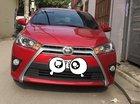 Cần bán Toyota Yaris 1.5G đời 2017, màu đỏ, xe nhập như mới
