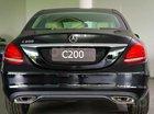 Bán Mercedes C200 mới, màu đen, nội thất kem ở Tuy Hòa, Phú Yên, giao ngay cho khách chơi tết