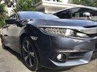 Cần bán lại xe Honda Civic 1.5L Tubor năm sản xuất 2017, màu đen, nhập khẩu nguyên chiếc