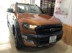 Bán Ford Ranger Wildtrak sản xuất năm 2016 chính chủ, giá tốt