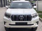 Cần bán xe Toyota Prado 2019, màu trắng, nhập khẩu nguyên chiếc