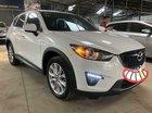Cần bán lại xe Mazda CX 5 sản xuất 2014, màu trắng, giá 719tr