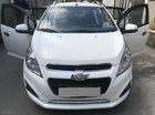 Cần bán xe Chevrolet Spark LTZ 2015 số tự động, màu trắng