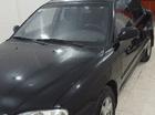 Bán xe Kia Spectra năm 2005 màu đen, giá tốt