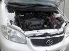 Cần bán gấp Toyota Vios G đời 2003, màu trắng, xe nhập, xe đang hoạt động