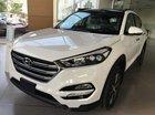 Bán Hyundai Tucson 2.0 AT đời 2018, màu trắng, nhập khẩu, giá 775tr