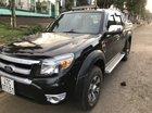 Cần bán gấp Ford Ranger đời 2010, màu đen, 335 triệu